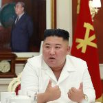 Kim directs aid to North Korean town under virus lockdown