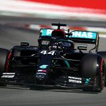 Lewis Hamilton fastest on a sweltering Spanish afternoon