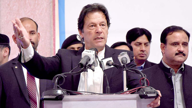 Modi committed 'strategic blunder' on Aug 5: Imran