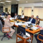 Justice Javed Iqbal reviews NAB's overall performance, TI media report