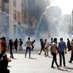 Police fire tear gas at Beirut protesters furious after explosion