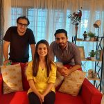 Rabya Kulsoom and Zain Afzal pair up for fun new web series 'Lockdown Ke Side Effects'
