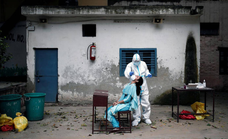 'Rely on God' — a prescription for India's poor in pandemic