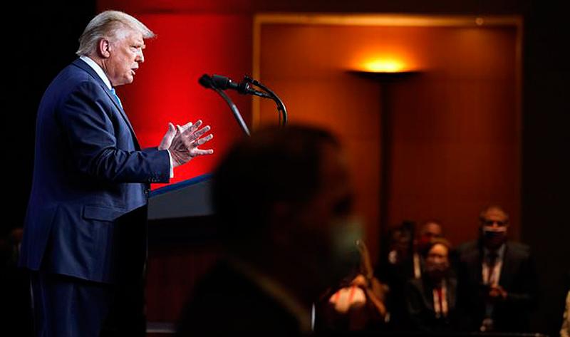 Trump's big night: Expect talk of GOP progress, Dem anarchy