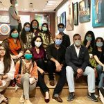 First art exhibition takes place during pandemic at Ejaz Art Gallery