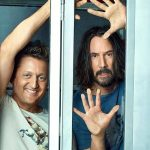 Keanu Reeves and Alex Winter discuss their most excellent bond as Bill and Ted