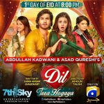 Light-hearted signature Eid Telefilm 'Dil Tera Hogaya' wins hearts