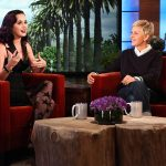 Katy Perry supports Ellen DeGeneres amid talk show turmoil