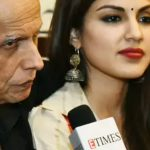 Rhea's call details reveal she talked to Mahesh Bhatt 16 times
