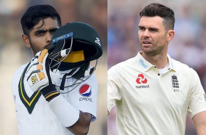Babar Azam makes you feel slow as bowler, prefer watching him bat: James Anderson