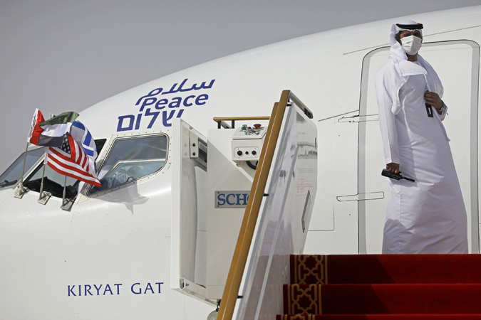 Bahrain to allow Israel flights to UAE over its airspace