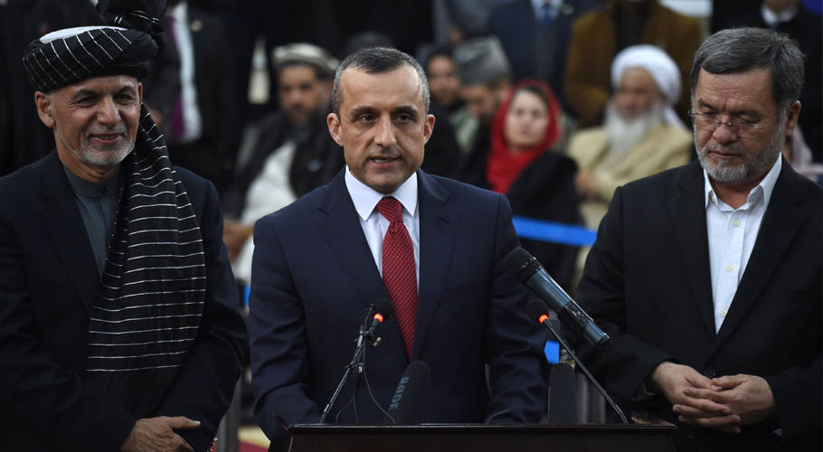 Afghan VP Saleh escapes unharmed in Kabul bomb attack