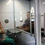 Canada faithful turn to 'God Pod' as church services resume