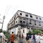 Baldia factory fire case: 2 MQM workers sentenced to death