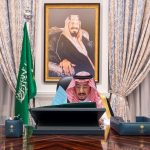 Saudi King Salman denounces Iran in UN speech