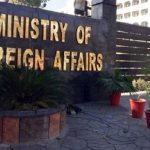 Senior Indian diplomat summoned to register Pakistan's strong protest over Ceasefire Violations by India: FO