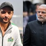 No chance of India-Pakistan bilateral series with Modi in power, says Afridi