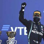 Bottas wins Sochi Grand Prix as penalties put Hamilton record bid on hold