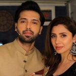Mahira learns how to ride a bike for new film opposite Fahad Mustafa