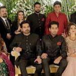 Humayun Saeed's brother gets married