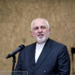 Iran's Zarif says world should oppose US sanctions or expect same