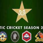 Pakistan's domestic season begins with National T20 Cup today