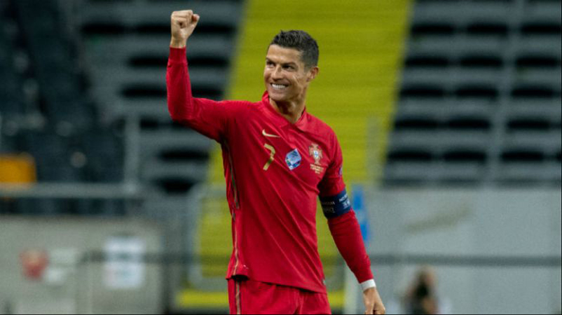 Away fans' jeering motivates me: Cristiano Ronaldo on playing in empty stadiums
