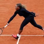 Serena digs deep to find way past Ahn into French Open second round