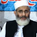JI to stay away from opp APC due to its vague agenda: Siraj