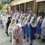 Self-defense training session held at Govt. Middle School Nowshera