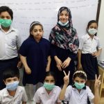 These Pakistani 4th graders asked questions from NASA and their teacher made space scientists and astronauts respond to them