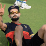 Virat Kohli's funny dance goes viral on social media