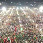 Pakistan Democratic Movement's second power show against PTI government
