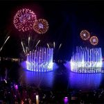 Dubai breaks world record for largest fountain
