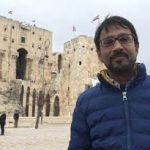 """""""Missing"""" news reporter Ali Imran Syed returns home safely"""