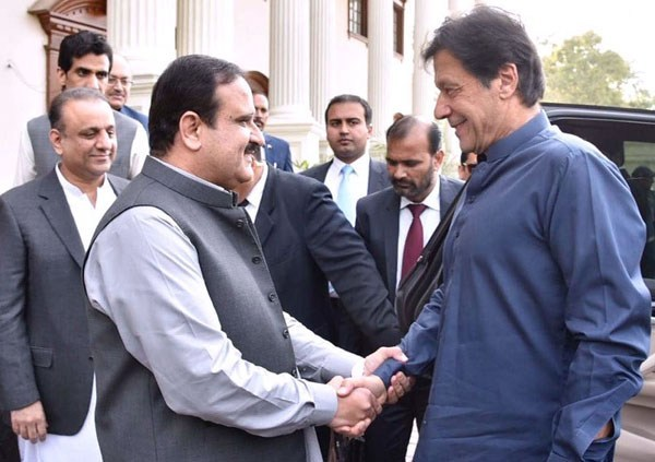 CM Usman Buzdar calls on PM to discuss prices, availability of essential items