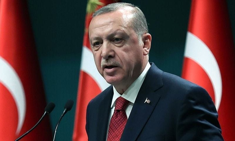 Erdogan takes legal action against Charlie Hebdo over caricature