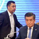 Amid turmoil, Kyrgyzstan sets presidential vote for Jan. 10