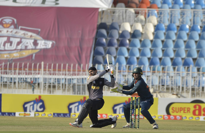 Awais Zia's unbeaten 92 guides Balochistan to commanding win