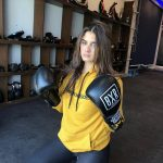 Hira Mani puts on boxing gloves and warns haters