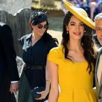 George Clooney and Amal didn't know they attended Meghan Markle and Prince Harry's wedding