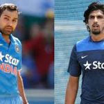 Injured Rohit, Ishant omitted from India's Australia tour squads