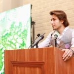 Ali Zafar nominated ambassador to Namal Knowledge City