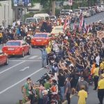Turning point in Thailand: Queen's brush with protest