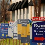 US housing market heats up ahead of election but not all feel the glow