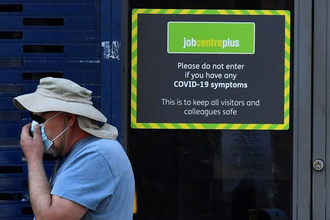 United Kingdom unemployment rate hits highest level in three years
