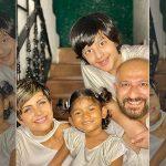 Mandira Bedi and husband adopt baby girl