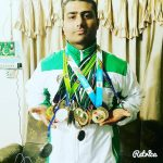 Meet Usman Amjad Rathore – a Pakistani weightlifter