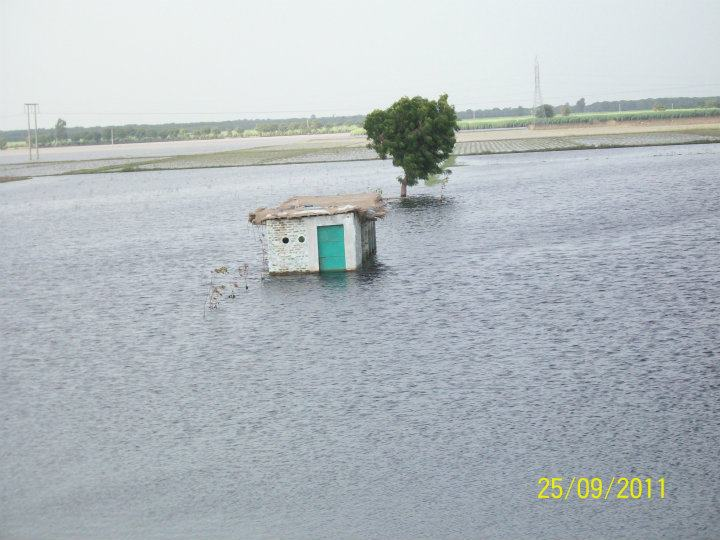 Floods in Sindh