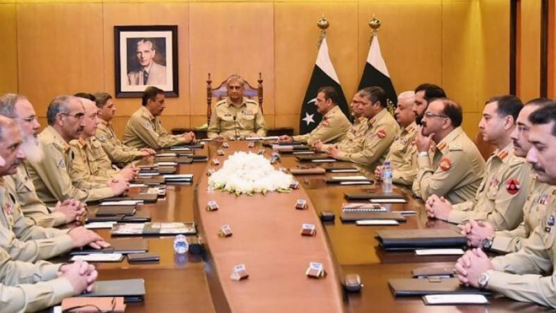 Asif Ghafoor among six others Major Generals promoted to rank of lieutenant general